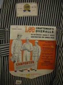 他の写真1: 1970'S DEAD LEE CRAFTMAN'S OVERALLS LOT 040 2249 36X32