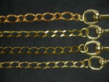 他の写真1: ORIGINAL ANTIQUE SOLID BRASS WALLET CHAIN TYPE-D