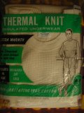 1960'S DEADSTOCK THERMAL KNIT L/S THERMAL SZ/MEDIUM