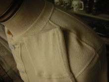 他の写真2: 1970'S〜 DEADSTOCK US MILITARY TYPE1 UNDERSHIRT,HENLYNECK/SMALL