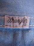 画像7: 1950'S〜 WRANGLER 26MJL SAX DENIM JACKET SZ/YOUTH 16