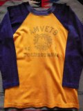 1950'S CHAMPION AMVETS RUNNERS TAG RAYON JERSEY