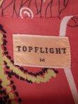 画像8: 1940'S TOP FLIGHT UNDER SEA PRINTED RAYON HAWAIIAN SHIRT SZ/M