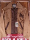 1940'S DEADSTOCK LUMBER KING TWO TONE SPORTS JACKET/YOUTH14