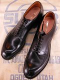DEADSTOCK ALDEN/ZIMMERMANN'S SHOES Vチップ 539 ブラック9A