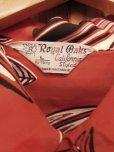 画像3: 1950'S ROYAL OAKS AFRICAN MASKS PRINTED RAYON HAWAIIAN SHIRT SZ/L