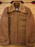 画像15: 1960'S PETER'S REGGIE WOOL BELTED SPORTS JACKET SIZE/38