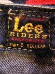 画像7: 1950'S LEE RIDERS BOYS DENIM PANTS /SIZE/8