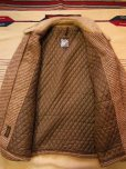 画像13: 1960'S PETER'S REGGIE WOOL BELTED SPORTS JACKET SIZE/38