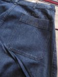 画像14: 1961'S USED U.S.NAVY DENIM DUNGAREE PANTS SIZE/33X33