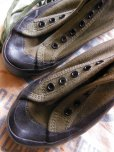 画像10: 1946'S DEADSTOCK WWII U.S.MILITARY CANVAS O.D. TRAINING SHOES /4-1/2