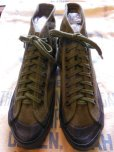 画像2: 1946'S DEADSTOCK WWII U.S.MILITARY CANVAS O.D. TRAINING SHOES /4-1/2 (2)