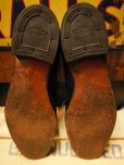 画像7: 1950'S THE FROSHEIM SHOE BLACK NYLON MESH TWO TONE SHOES 9-1/2D