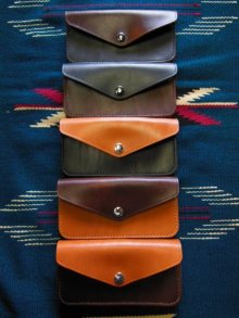 他の写真1: RAWHIDE TRUCKERS WALLET LOT-504/CAMEL X D,BROWN/UK BRIDLE By J & FJ Baker & Co,