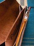 画像7: RAWHIDE TRUCKERS WALLET LOT-504/CAMEL X D,BROWN/UK BRIDLE By J & FJ Baker & Co,