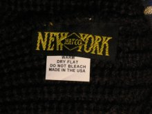 他の写真3: NEW YORK HAT/#4648/ CHUNKY CUFF/BLACK/FREE