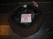 他の写真3: NEW YORK HAT HARRIS TWEED GATBY /BROWN/L