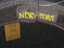 他の写真3: NEW YORK HAT/#5239/RUDE BOY/BLACK/LARGE