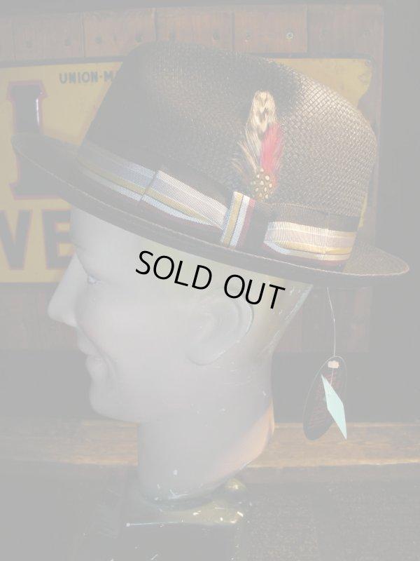 画像3: NEW YORK HAT/#2254/HAVANA/BLACK