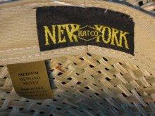 他の写真3: NEW YORK HAT/#2009/SEA GRASS STINGY/NATURAL/MEDIUM