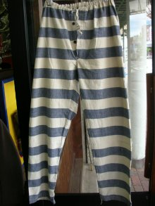 他の写真3: 1930'S UNKNOWN PRISONER UNIFORM COSTUME JACKET & PANTS