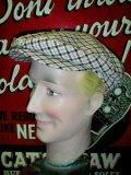 1960'S DEAD GRAMERCY HUNTING CAP SZ 7 3/8
