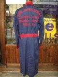 1930'S〜 DEAD SOCONY MOBIL OIL TWO TONE  HBT SHOP COAT SZ/40