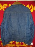 画像3: 1960'S BIGSMITH BLANKET LINED DENIM WORK JACKET SZ/42 (3)