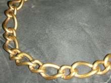 他の写真3: ORIGINAL ANTIQUE SOLID BRASS WALLET CHAIN TYPE-D