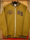 1970'S DEADSTOCK CHAMPION PRODUCTS FLEECE JACKET YOUTH/LARGE
