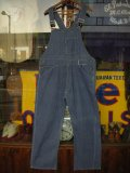 1920'S〜 RED SEAL ONE POCKET PINCHECK OVERALLS 40X29