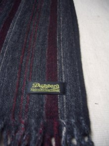 他の写真3: DAPPER'S STRIPE WOOLEN SCARF LOT927