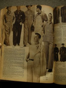 他の写真1: 1950'S HERCULES HICKORY STRIPE OVERALLS/TOOL POCKET/W KNEE/40X30