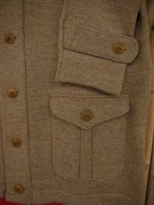 他の写真1: Dapper's Classical Two Frap Pocket Knit Cardigan LOT976