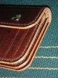 画像3: RAWHIDE TRUCKERS WALLET LOT-501/D,BROWN/UK BRIDLE By J & FJ Baker & Co, (3)