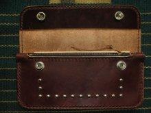 他の写真1: RAWHIDE TRUCKERS WALLET LOT-501A/D,BROWN/UK BRIDLE LEATHER By J & FJ Baker & Co,