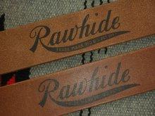 """他の写真2: RAWHIDE PLAIN BELT/UK BRIDLE SADDLE By J & FJ Baker & Co,LOT-001/ 1-3/4""""[44MM]"""