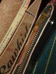 画像4: RAWHIDE TRUCKERS WALLET LOT-501/D,BROWN/UK BRIDLE By J & FJ Baker & Co, (4)