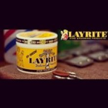 他の写真1: LAYRITE SUPER HOLD POMADE [BROWN] 4oz(113.39g)