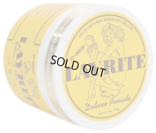 画像1: LAYRITE ORIGINAL HAIR POMADE [YELLOW] 4oz(113.39g)
