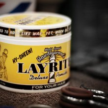 他の写真2: LAYRITE ORIGINAL HAIR POMADE [YELLOW] 4oz(113.39g)