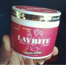 他の写真1: LAYRITE SUPER SHINE POMADE [RED]  4oz(113.39g)