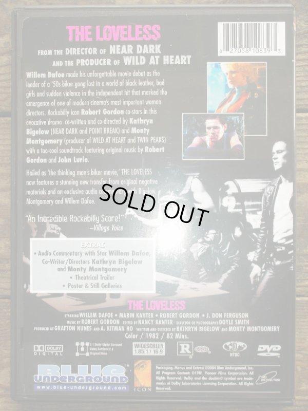 画像3: THE LOVELESS DVD/82Mins/2004 Blue Underground,Inc./英語/日本語字幕無