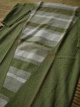 画像4: 1950'S〜 DEADSTOCK WELGRUME BORDER PANELED BOAT NECK TEE SZ/M (4)