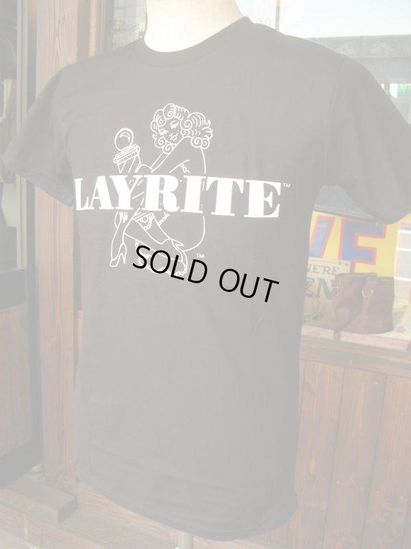 画像4: LAYRITE Black T,