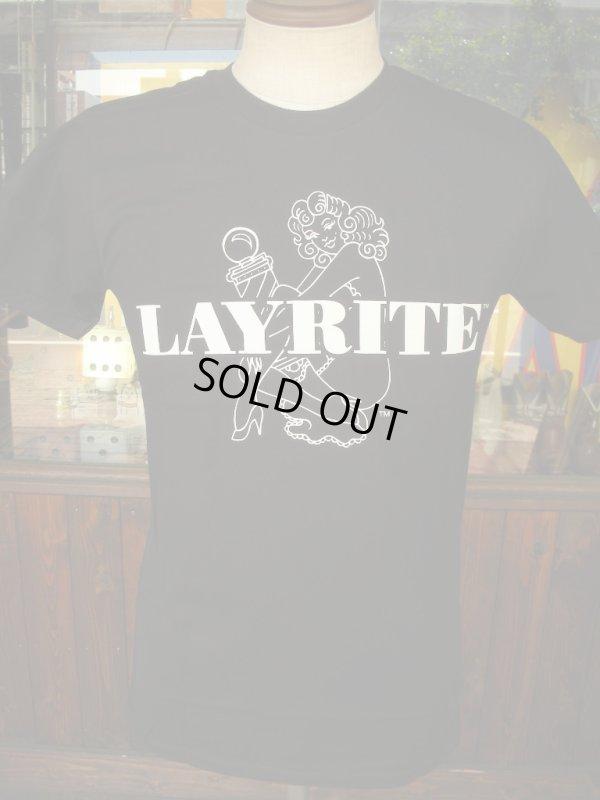画像5: LAYRITE Black T,
