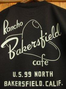 他の写真2: RAWHIDE BAKERSFIELD CAFE TEE/B/P/7.1oz H.W BODY/WHITE/BLACK