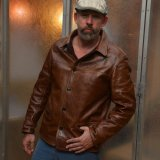 HIMEL BROTHERS LEATHER /CANUCK RAILROAD JACKET[1919]/MADE TO ORDER 受注