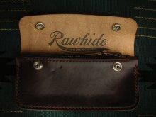 他の写真1: RAWHIDE TRUCKERS WALLET LOT-501/BLACK X D,BROWN/UK BRIDLE By J & FJ Baker & Co,