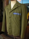 画像2: 1940'S U.S.NAVY N-4 FIELD JACKET SZ/36 (2)